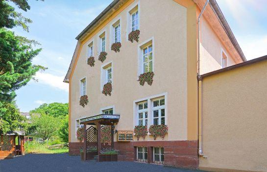 Pension zum Saaleblick Hotel Garni