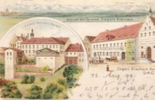 Zieglerbräu Altstadthotel Exterior
