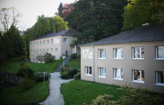 Caritas Tagungszentrum-Freiburg im Breisgau-Aussenansicht