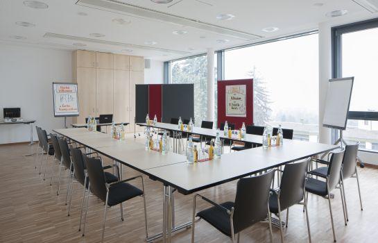 Caritas Tagungszentrum-Freiburg im Breisgau-Seminar room