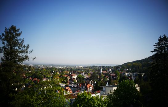 Caritas Tagungszentrum-Freiburg im Breisgau-Ausblick