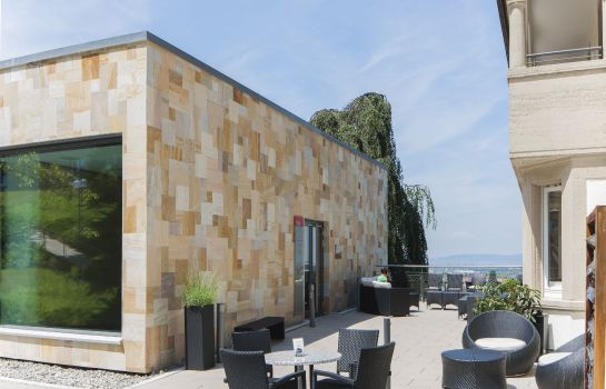 Caritas Tagungszentrum-Freiburg im Breisgau-Terrasse