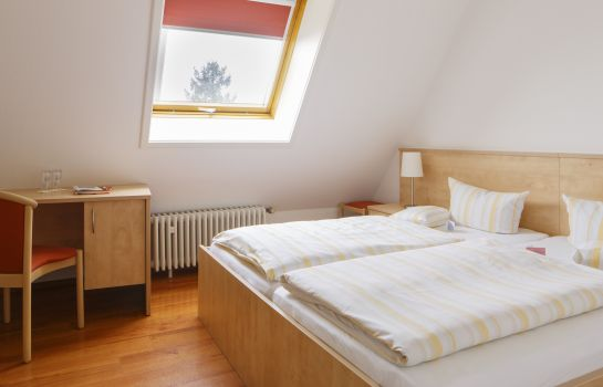 Caritas Tagungszentrum-Freiburg im Breisgau-Double room standard