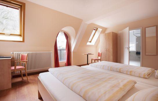 Caritas Tagungszentrum-Freiburg im Breisgau-Double room superior