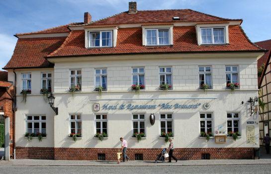 Tangermünde: Schulzens Brauerei & Hotel