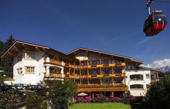 4 Sterne Superior Hotel Kaiserhof Kitzbühel
