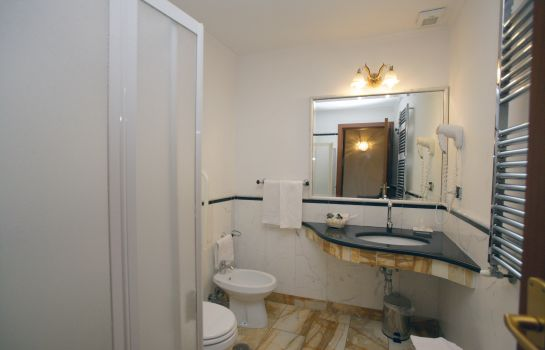 Domus Florentiae-Florenz-Badezimmer