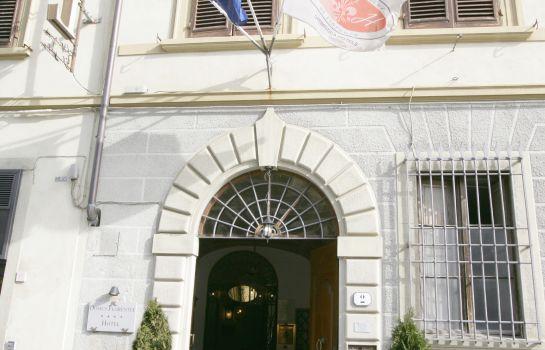 Domus Florentiae-Florenz-Hotel outdoor area