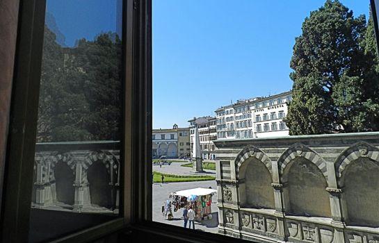 Domus Florentiae-Florenz-Ausblick