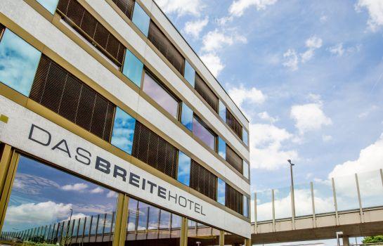 DASBREITEHOTEL am Rhein