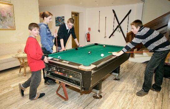 Hinterstoder - mitten im Skigebiet 1400m