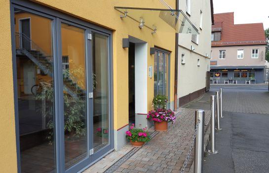 Erlangen-Bruck: Weisses Lamm Hotel Garni
