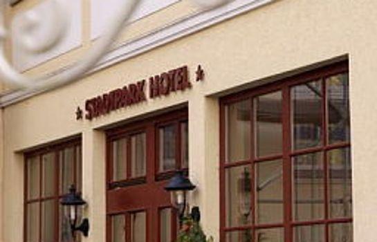 Schwedt: Stadtparkhotel