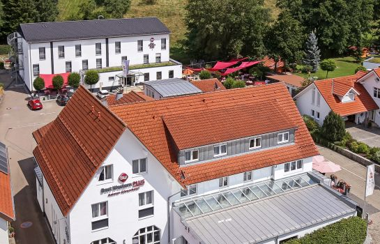 Aalen: Best Western Plus Aalener Römerhotel am Weltkulturerbe Limes