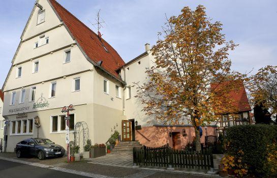 Giengen an der Brenz: Hotel-Ristorante la cucina