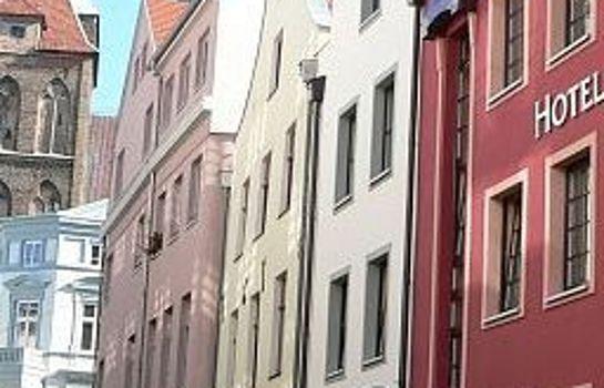 Rostock: Aalreuse