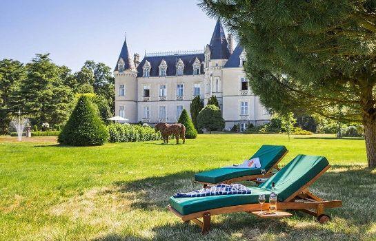 Chateau Des Tesnieres Chateaux & Hotels De France
