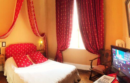Le Manoir-Barr-Double room standard