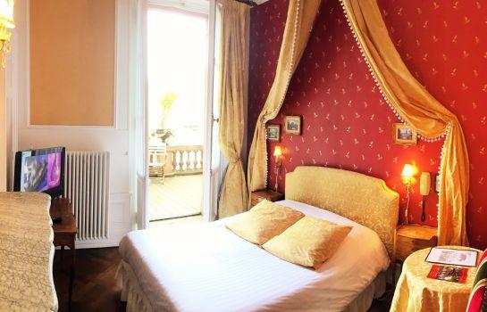 Le Manoir-Barr-Double room superior