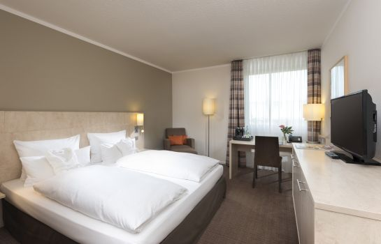 Düsseldorf: Mercure Hotel Duesseldorf Sued