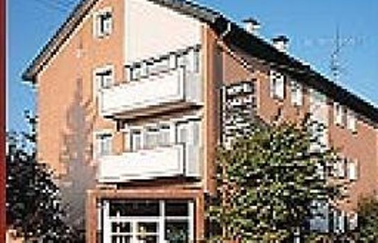 Böblingen: Hotel Garni Dannwolf