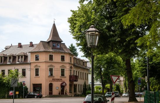 Dresden: An der Pillnitzer Schloßfähre Pension