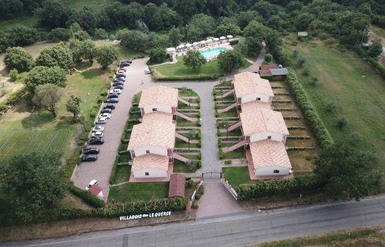 Relais Villaggio Le Querce Garden
