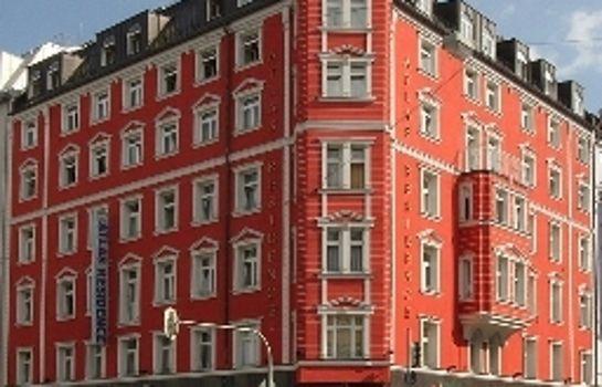 München: Atlas Residence Appartementhotel