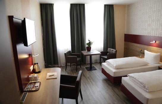 Hannover: Alexander Businesshotel