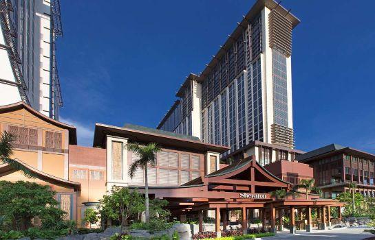 Cotai Central Sheraton Grand Macao Hotel