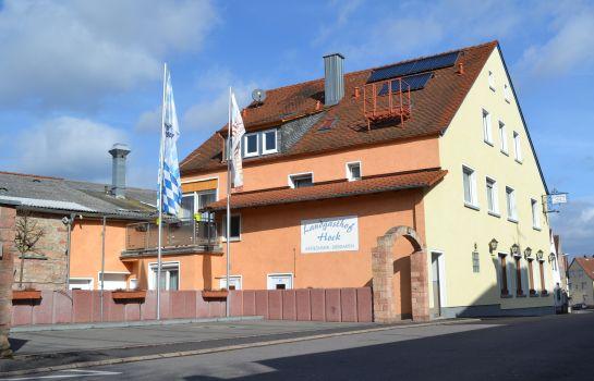 Großostheim: Hock Landgasthof