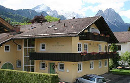 Garmisch-Partenkirchen: Alpenhof Garni