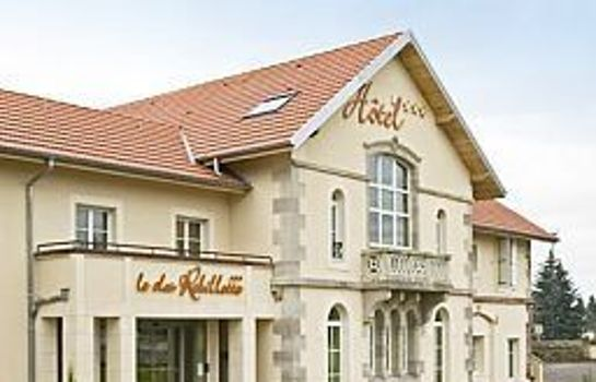 Hotel Le Clos Rebillotte