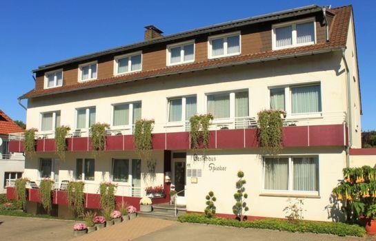 Horn-Bad Meinberg: Gästehaus Spieker