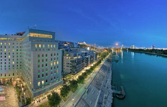 Bratislava  a Luxury Collection Hotel Grand Hotel River Park