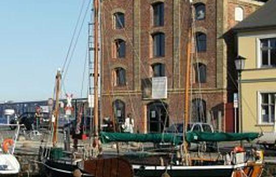 Stralsund: Alter Hafenspeicher