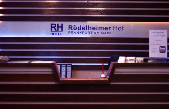 Garni Rödelheimer Hof Gästehaus