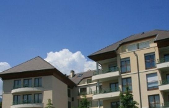Appart'City Confort Genève - Divonne les bains Résidence de Tourisme