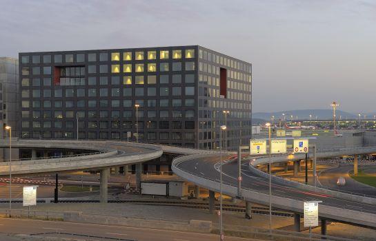 Zurich Airport Radisson Blu Hotel