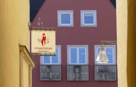 Speyer: Gästehaus Maximilian
