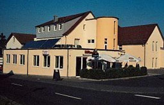 Litfässchen Landhotel