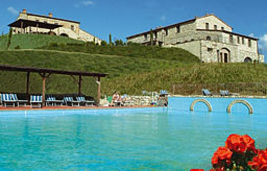 Agrihotel Il Palagetto-Volterra-Schwimmbad