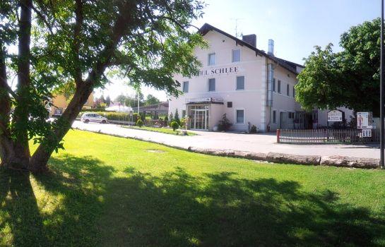 Hotel Schlee Il Brigante Exterior