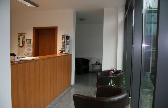 Düsseldorf: Airport-Lounge-Hotel