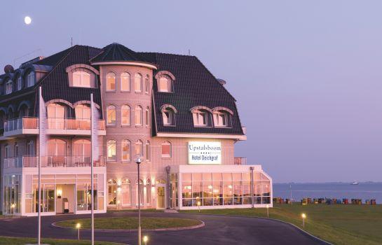 Wurster Nordseeküste: Upstalsboom Hotel Deichgraf