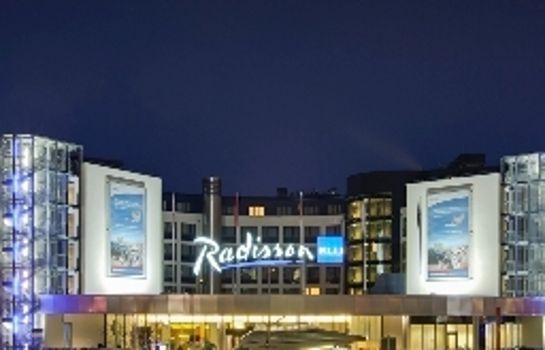 Hamburg: RADISSON BLU HAMBURG AIRPORT