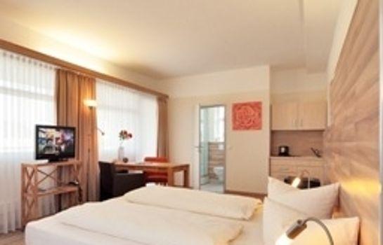 Essen: Petul Apart Hotel City