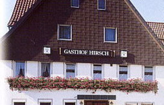 Alfdorf: Hirsch