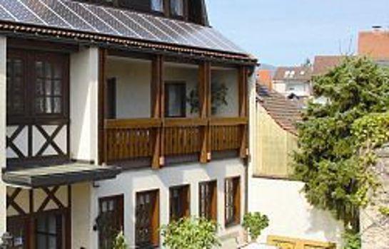 Foehrenbacher Garni-Kirchzarten-Aussenansicht
