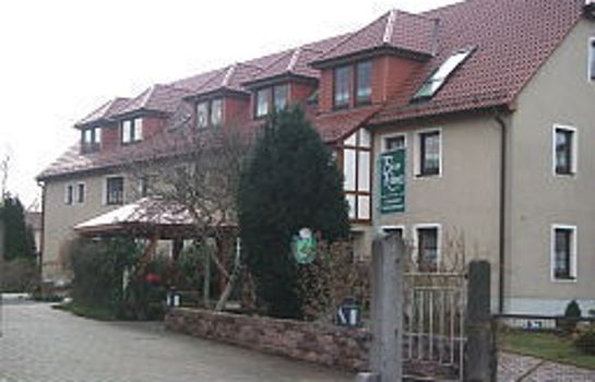 Dresden: Rähnitz Pension